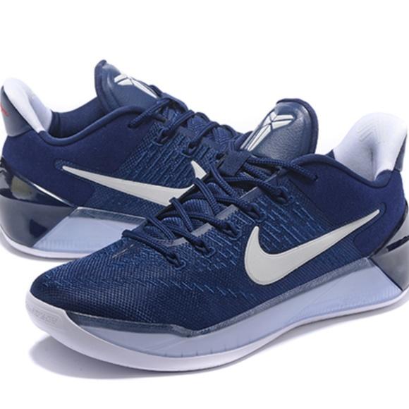 18593cc5eb99 Nike Kobe A.D. Midnight Navy GS 6. M 5aa3245661ca1046e34ffe82